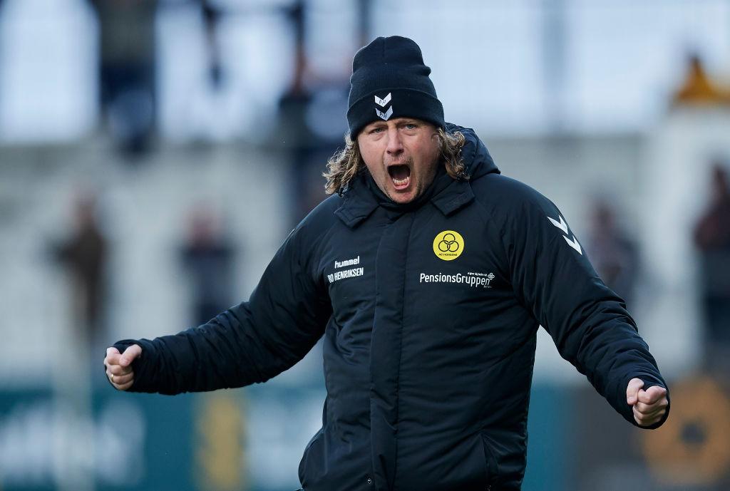AC Horsens vs Brondby IF - Danish Superliga