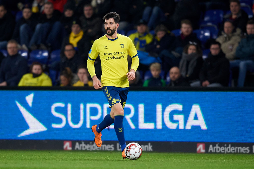 Brondby IF vs OB Odense - Danish Superliga