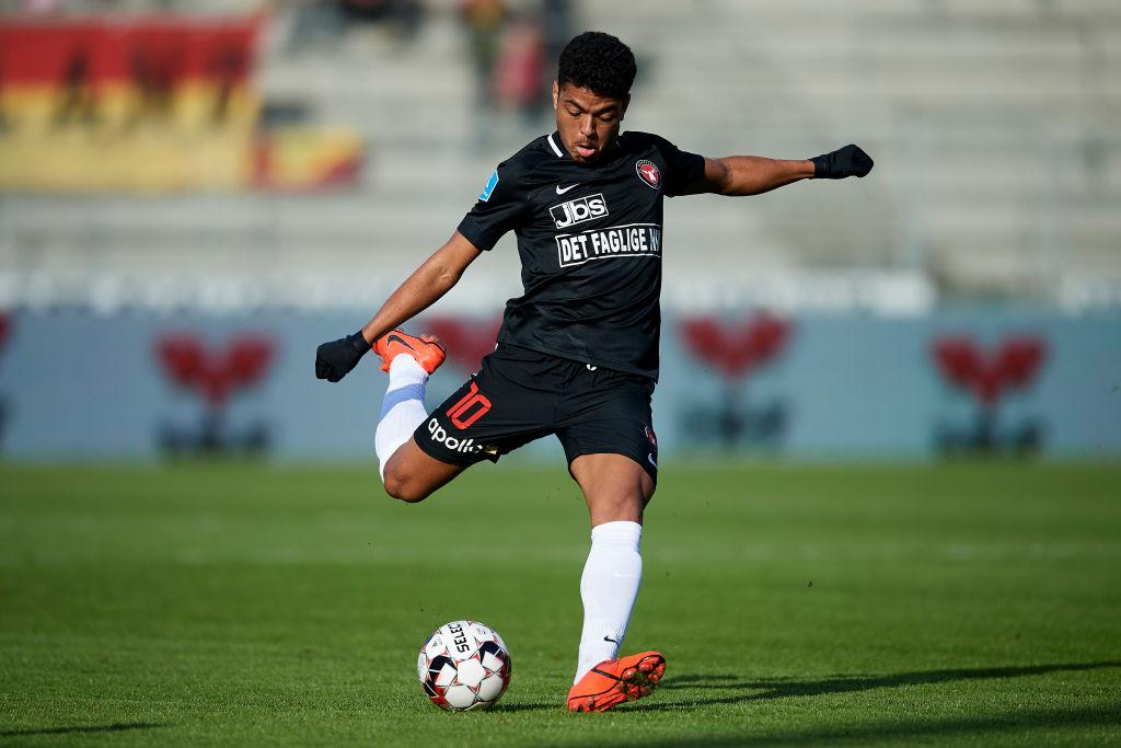 Evander, FC Midtjylland