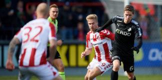 AaB Aalborg vs Randers FC - Danish Superliga