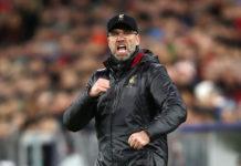 Jürgen Klopp for Liverpool