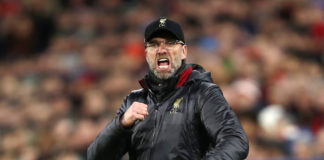 Jürgen Klopp for Liverpool