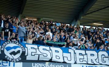 Esbjerg fB vs Brondby IF - Danish Superliga image
