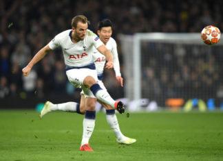Harry Kane, Tottenham