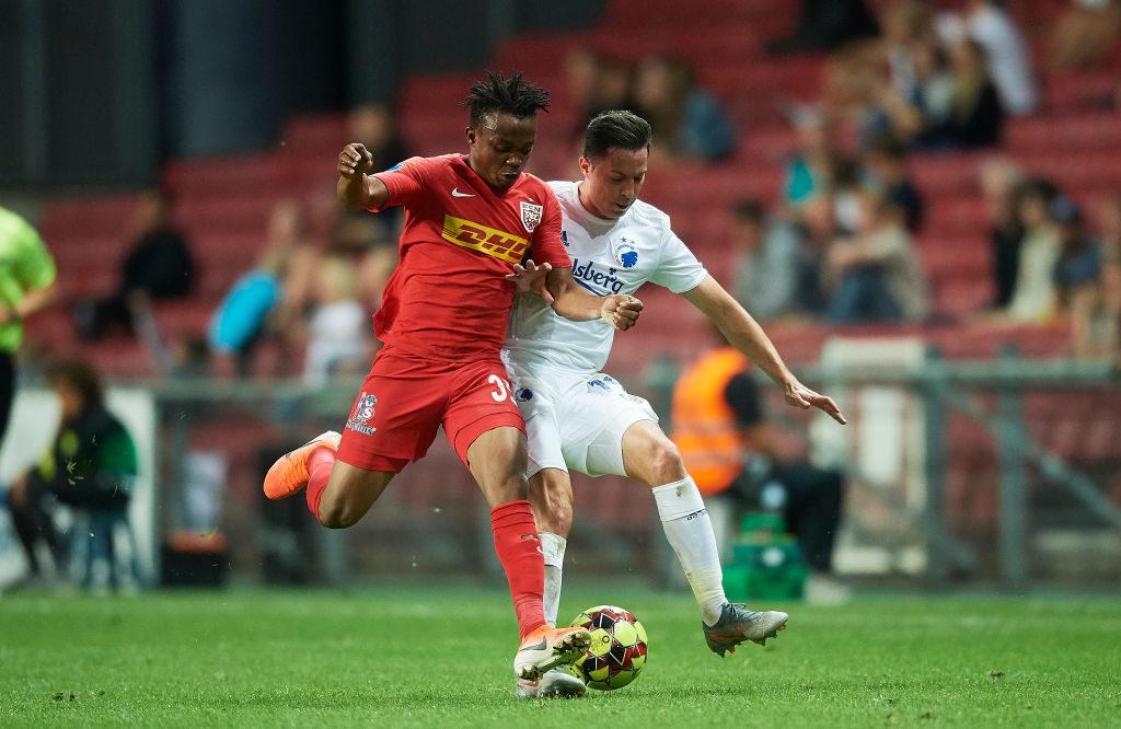 Isaac Atanga, FC Nordsjælland