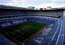 Santiago Bernabeu Stadium