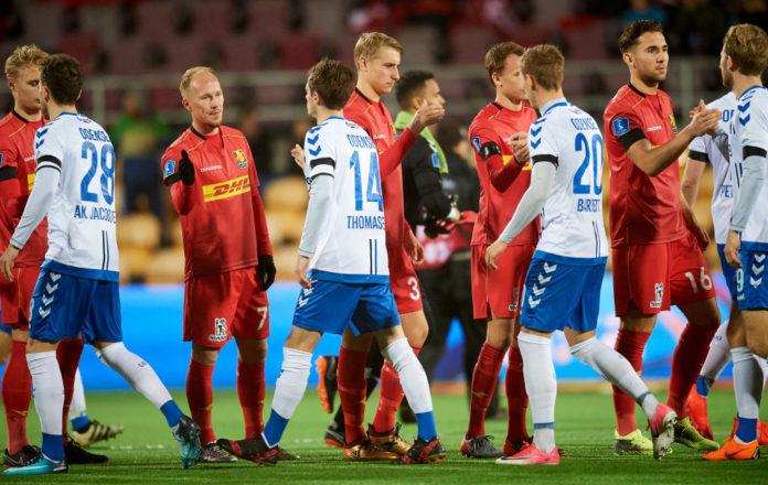 FC Nordsjalland vs OB Odense - Danish Alka Superliga