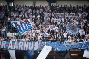 AGF Aarhus vs FC Copenhagen - Danish Superliga