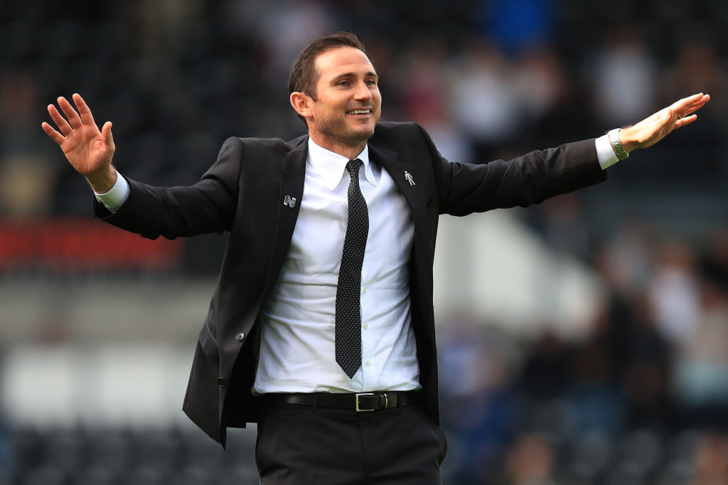 Derby County v Preston North End - Sky Bet Championship
