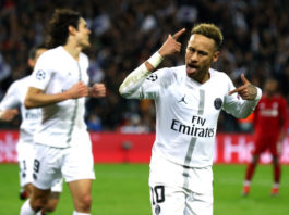 Neymar for PSG