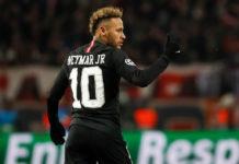 Neymar fra PSG