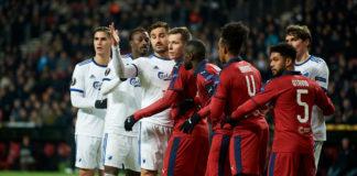 FC Copenhagen vs Girondins de Bordeaux - UEFA Europa League