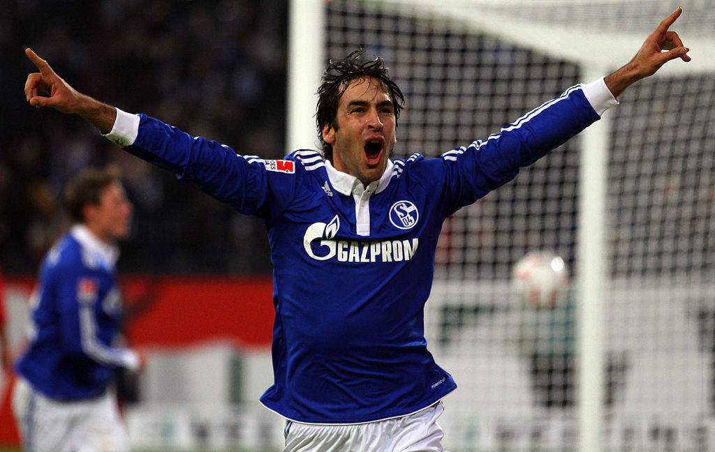 Raúl González, Schalke 04