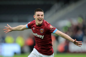 Declan Rice, West Ham United