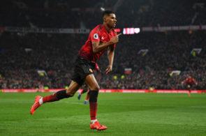 Marcus Rashford for Manchester United