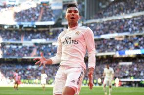 Casemiro, Real Madrid