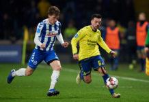 Brondby IF vs OB Odense - Danish Superliga