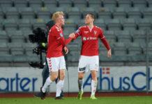 AGF Aarhus vs Vejle Boldklub - Danish Superliga