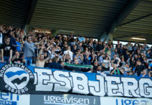 Esbjerg fB vs Brondby IF - Danish Superliga