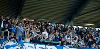 Esbjerg fB vs Brondby IF - Danish Superliga