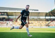 FC Midtjylland vs Brondby IF - Danish Superliga