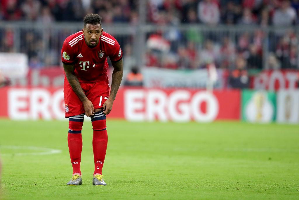 Jerome Boeteng, Bayern München