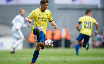 FC Copenhagen vs Brondby IF - Danish Superliga image