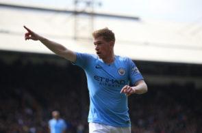 Kevin De Bruyne fra Manchester City