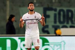 AC Milan havde kniven for struben mod Fiorentina lørdag aften, men Gennaro Gattusos drenge stod for presset og vandt kampen 1-0