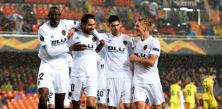 Valencia v Villarreal - UEFA Europa League Quarter Final : Second Leg