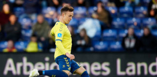 Lasse Vigen, Brøndby