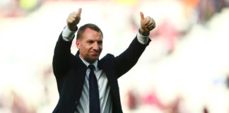 Brendan Rodgers, Leicester