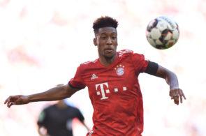 Kingsley Coman, Bayern München