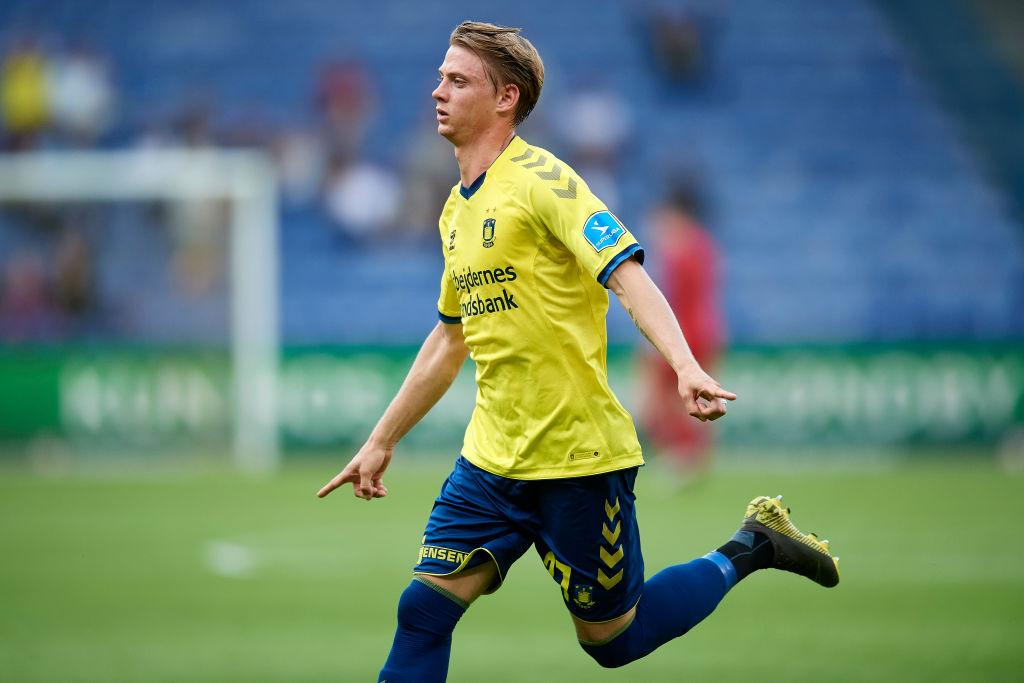 Brondby IF vs FC Midtjylland - Danish Superliga