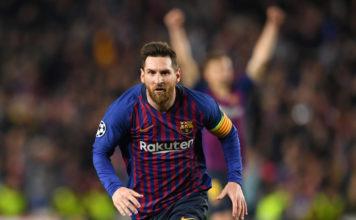 Barcelona v Liverpool - UEFA Champions League Semi Final: First Leg image