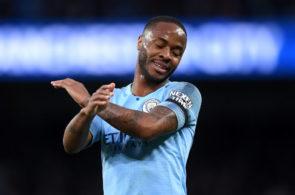 Raheem Sterling for Manchester City