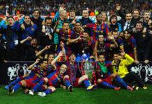 Barcelona i Champions League