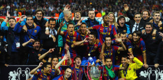 Barcelona i Champions League
