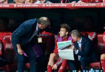 Denmark vs Poland - FIFA World Cup 2018 Qualifier