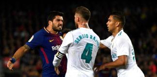 Barcelona og Real Madrid