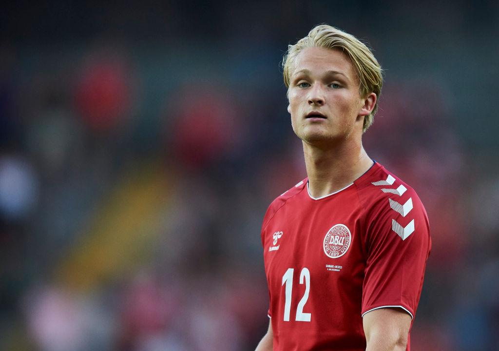 Denmark vs Mexico - International Friendly Match