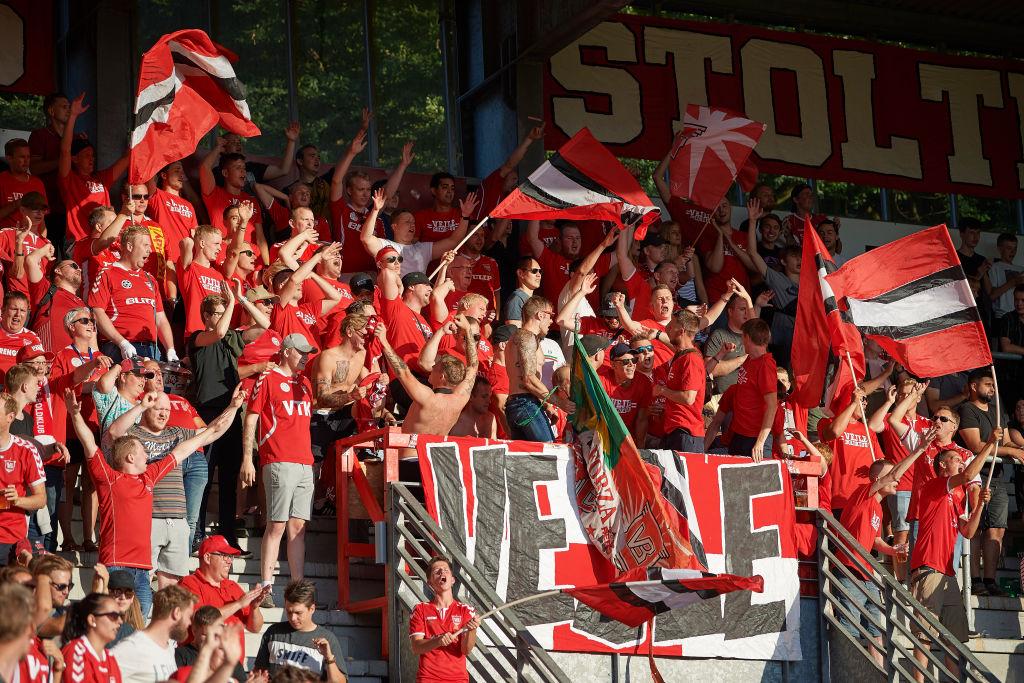 Vejle Boldklub vs Hobro IK - Danish Superliga