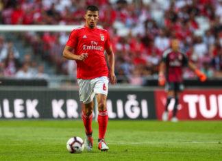 Ruben Dias for Benfica