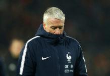 Didier Deschamps fra Frankrig