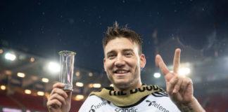 Rosenborg sender Bendtner til FCK med penge i lommen