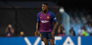 Samuel Umtiti for Barcelona