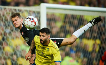 Brondby IF and FC Midtjylland - Danish Cup Final Sydbank Pokalen image