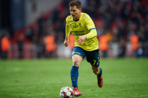 Brondby IF and FC Midtjylland - Danish Cup Final Sydbank Pokalen