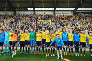 Viborg FF vs Hobro IK - Danish Superliga Playoff