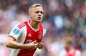 Donny van de Beek, Ajax